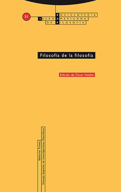 Enciclopedia Iberoamericana de Filosofía, una buena opción para regalar esta Navidad o en Reyes
