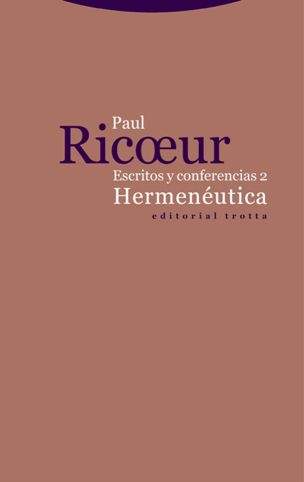Leer Ricoeur - LEER A LOS FIL SOFOS